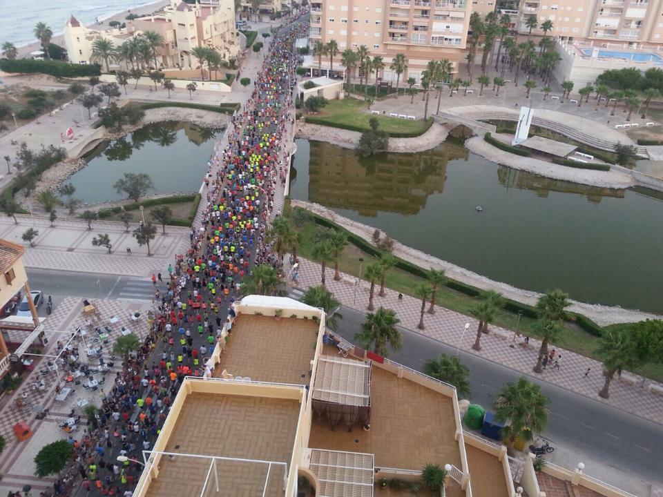Valencia la ciudad de la carrera a pie recaredo agull - Laydown puerto valencia ...